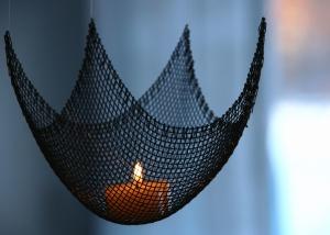 Parabolid lightholder hanging